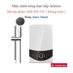 Bán May Nước Nong Trực Tiếp Khong Bơm Ariston Smc45E Vn 4500W Chất Lượng Cao Ariston Trực Tuyến