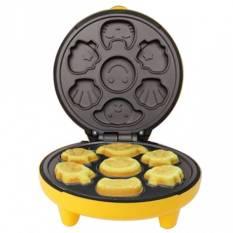Hình ảnh Máy Nướng Bánh Hình Thú Magin Sm 6101 (Vàng)