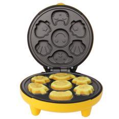 Hình ảnh Máy Nướng Bánh Hình Thú(vàng)