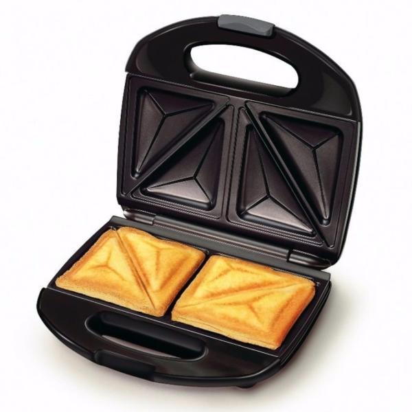 Máy nướng bánh sandwich đen