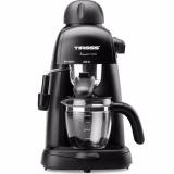 Giá Bán May Pha Ca Phe Espresso 4 Cốc Tiross Ts620 Đen Nhãn Hiệu Tiross