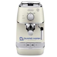 Máy pha cà phê Espresso Distinta DELONGHI ECI 341.W (Trắng) - Hãng phân phối