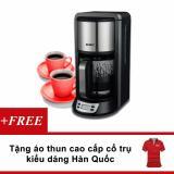 Chiết Khấu May Pha Cafe Texet Cf 250 Đen Tặng Ao Thun Cổ Trụ Cao Cấp Texet Hồ Chí Minh