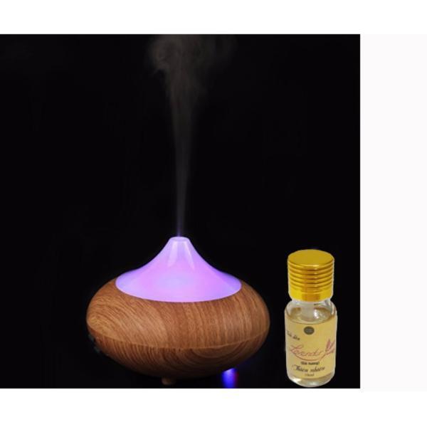 Bảng giá Máy phun sương khuếch tán tinh dầu, lọc không khí đuổi muỗi + Tặng 10ml tinh dầu oải hương Ngọc Tuyết