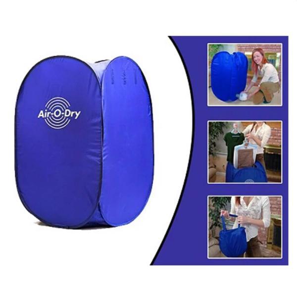 Tủ sấy khô quần áo di động diệt khuẩn, khử mùi và nấm mốc