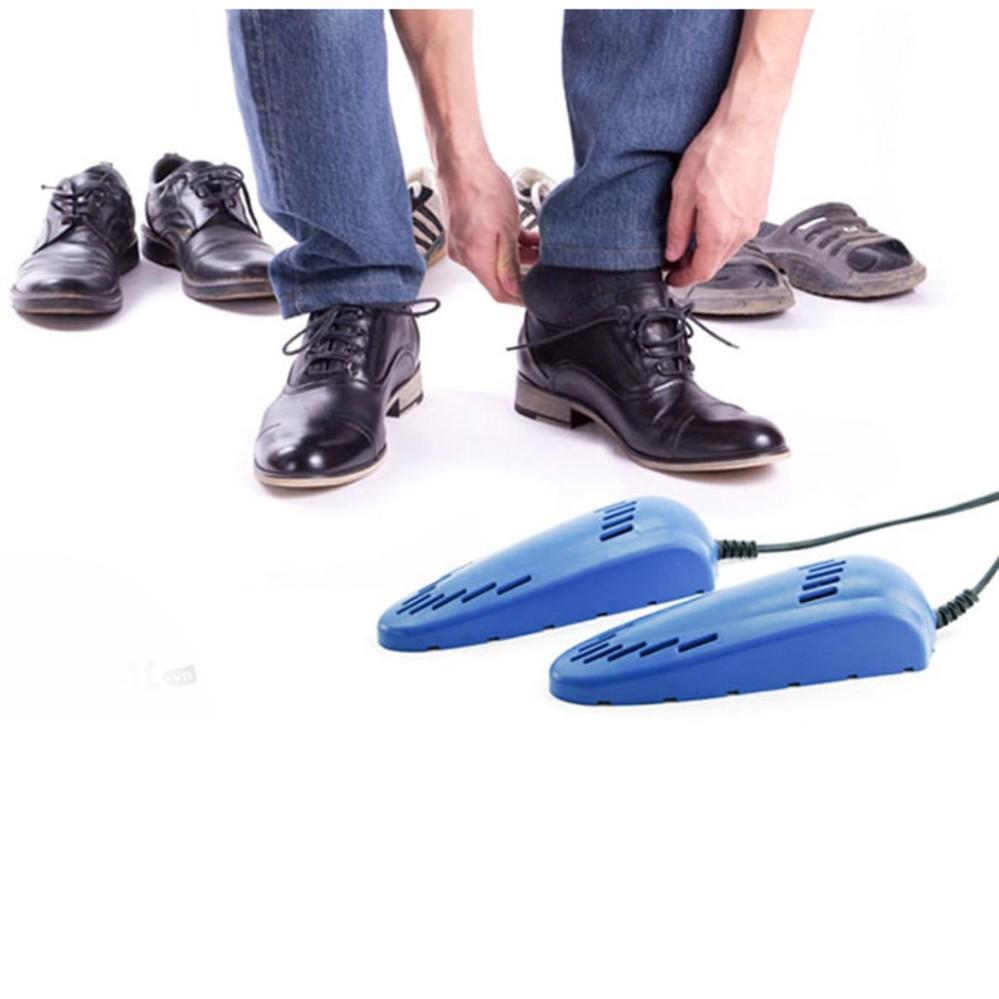 Hình ảnh Máy sấy khô và khử mùi giày giá rẻ Vega CX-B (Xanh)