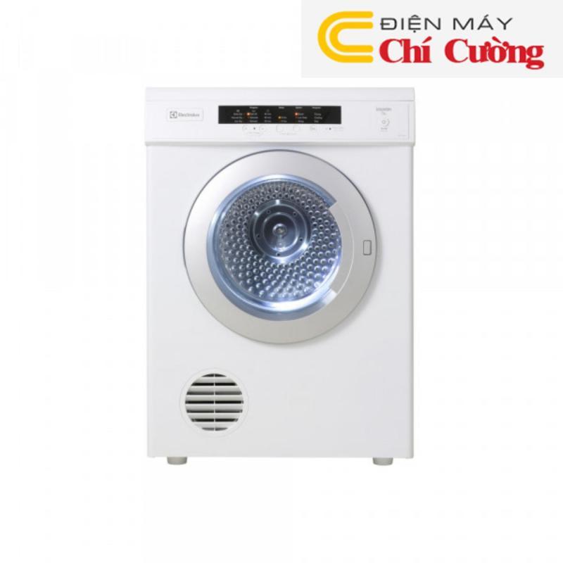 Máy sấy quần áo Electrolux EDV6552-6.5kg(Trắng)