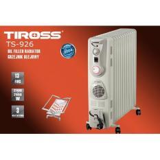 Máy sưởi dầu Tiross TS926 13 thanh - Hãng phân phối
