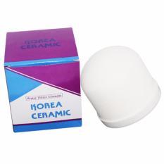 Hình ảnh Nấm sứ bình lọc nước Korea Ceramic KC-1S (Trắng)