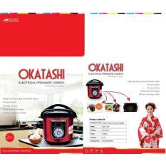 Hình ảnh Nồi Áp Suất OKATASHI cao cấp