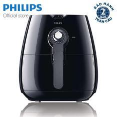 Hình ảnh Nồi chiên không khí Philips HD9220/20 (Đen) - Hãng phân phối chính thức
