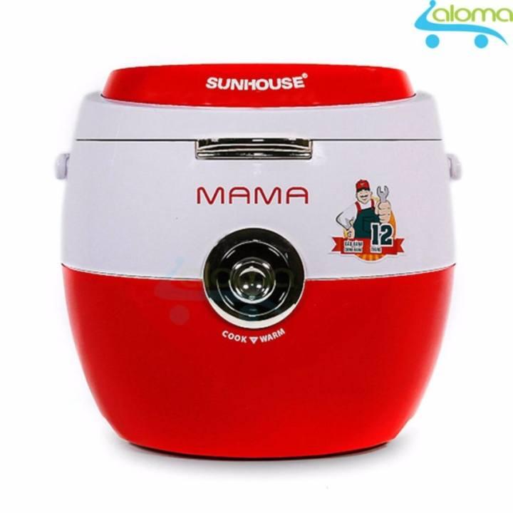 Nồi cơm điện 1.8 lít Sunhouse Mama SHD8661