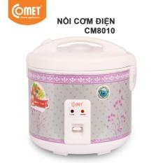 Giá Bán Nồi Cơm Điện Nắp Gai Comet Cm8010 1 8L Rẻ