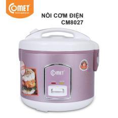Ôn Tập Tốt Nhất Nồi Cơm Điện Comet Cm8027