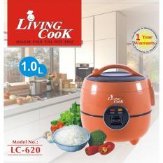 Mua Nồi Cơm Điện Gia Rẻ Livingcook Lc 620 Livingcook