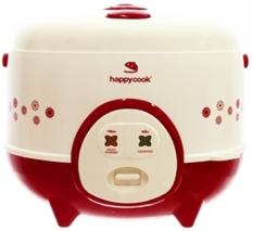 Mua Nồi Cơm Điện Happy Cook Hc120 Đỏ Happy Cook