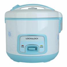 Hình ảnh Nồi cơm điện Lock&Lock 700W, 220V~50Hz, 1.8L - Màu xanh da trời