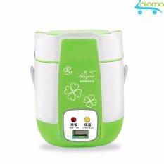 Giá Bán Nồi Cơm Điện Mini 1 2 Lit Meiyun Cfx B12 Cho 1 2 Người Ăn Xanh La Aloma