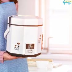 Hình ảnh Nồi cơm điện mini nấu cơm hâm nóng nấu cháo hầm xương 1.2L UXUE B12