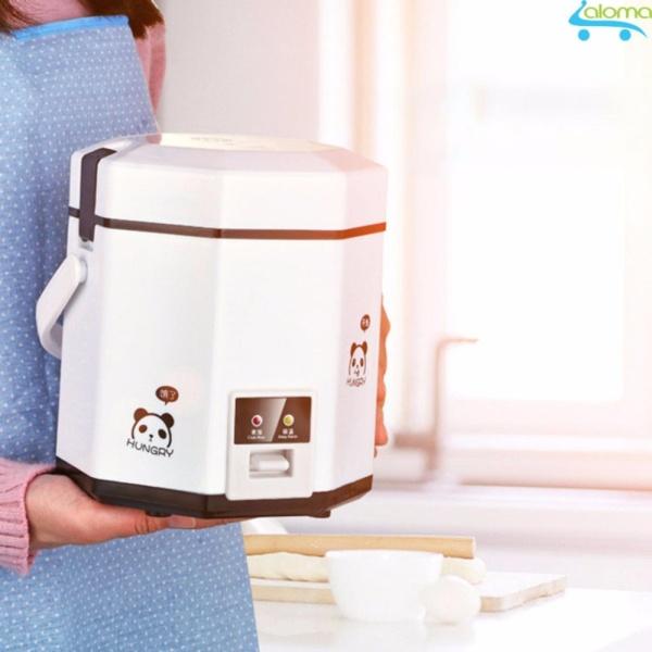Nồi cơm điện mini nấu cơm hâm nóng nấu cháo hầm xương 1.2L UXUE B12