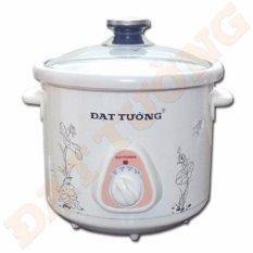 Hình ảnh Nồi kho cá, nấu cháo, hầm đa năng Đạt Tường 2.5L ( Made in Vietnam )