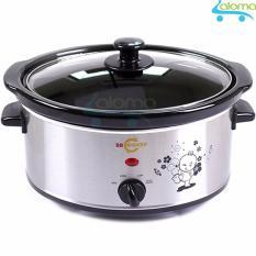 Hình ảnh Nồi nấu chậm hầm kho nấu cháo dinh dưỡng 3.5 lít BBcooker BS35
