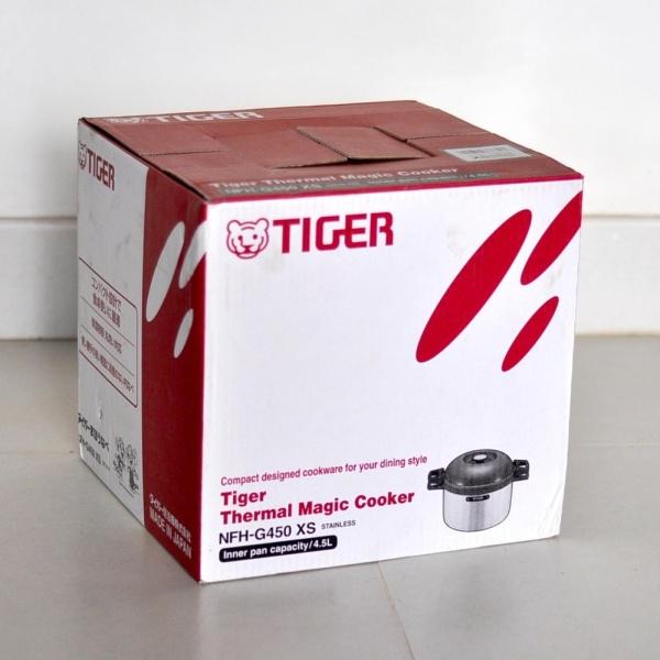 Nồi ủ nhiệt Tiger Model NFH G450 XS