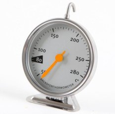 Hình ảnh Panda Online Good Quality Stainless Steel Oven Cooker Thermometer Temperature Gauge - intl