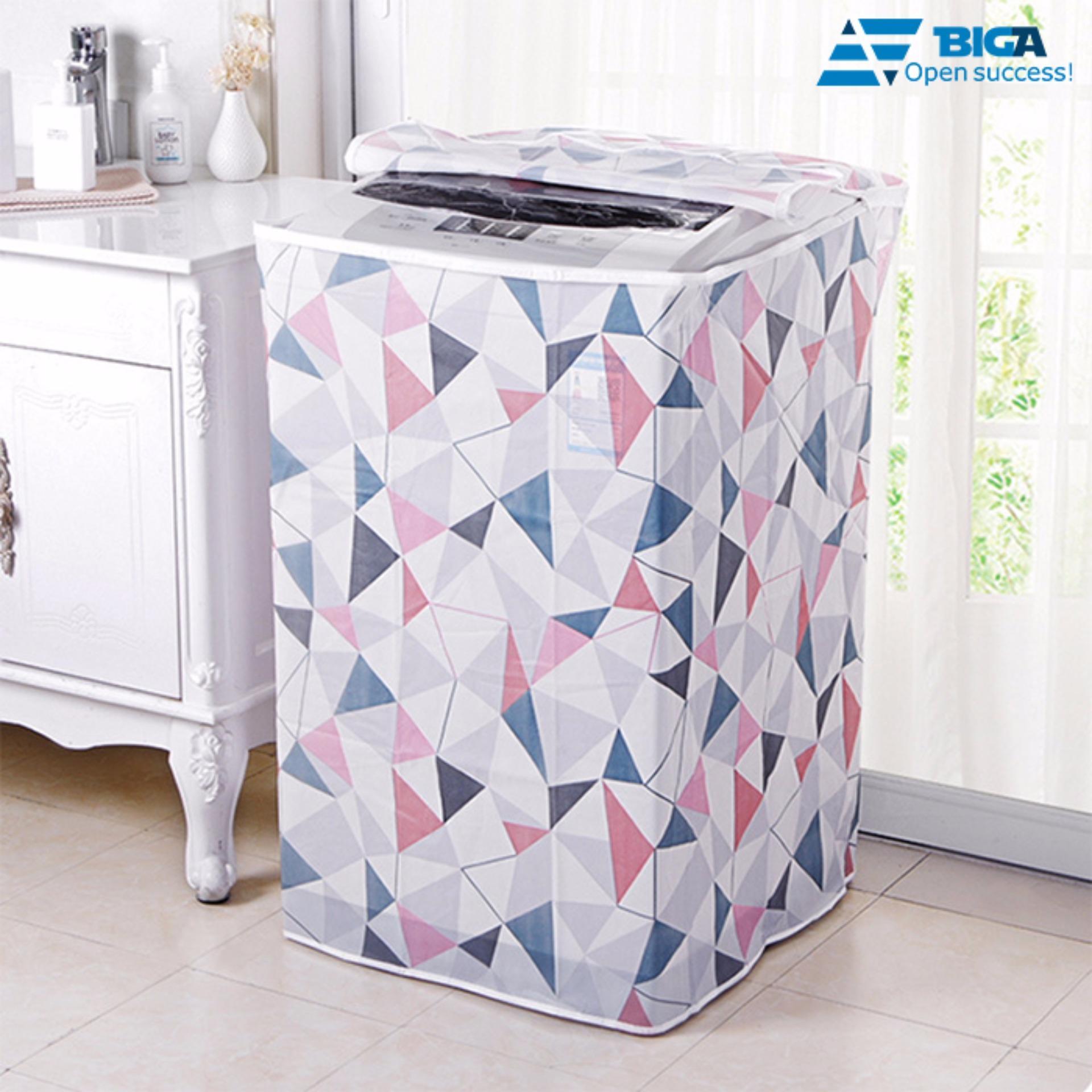 Hình ảnh Phủ Máy Giặt Fecor Trang Trí F1 Kim Cương US04963 (Cửa Trên) (Mẫu Ngẫu Nhiên)