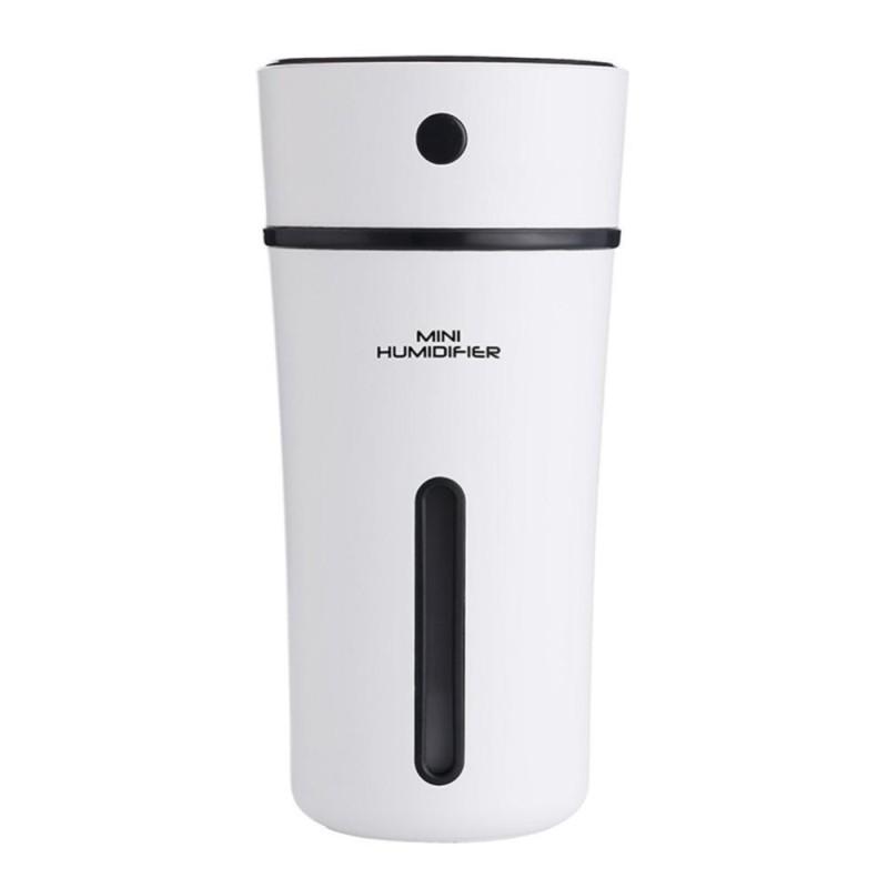 Bảng giá Di động USB Mini Hình Dạng Cắt Máy Phun Sương Tạo Độ Ẩm Trên Xe Ô Tô Nhà Máy Khuếch Tán Lọc Không Khí (Đen)-quốc tế