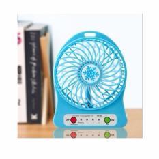 Giá Bán Quạt Hoa Tuyết 3 Cấp Độ Pin Sạc Mini Fan Rẻ
