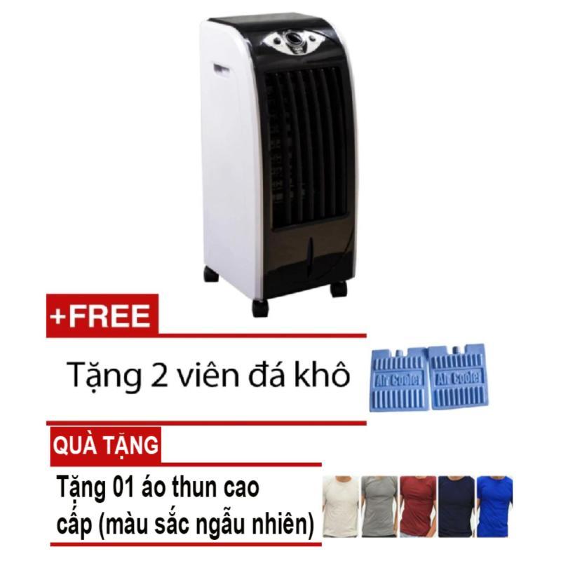 Bảng giá Quạt Hơi Làm Lạnh Không Khí Korea Magic A48 Đen Tặng Áo Thun Body Sunny Store