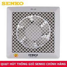 Hình ảnh Quạt hút thông gió âm trần Senko HT150 30W