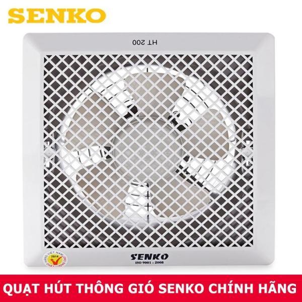 Quạt hút thông gió âm trần Senko HT200 35W