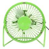 Bán Quạt Lồng Sắt Mini Usb Fan 360 Độ Xanh La Usb Fan Có Thương Hiệu