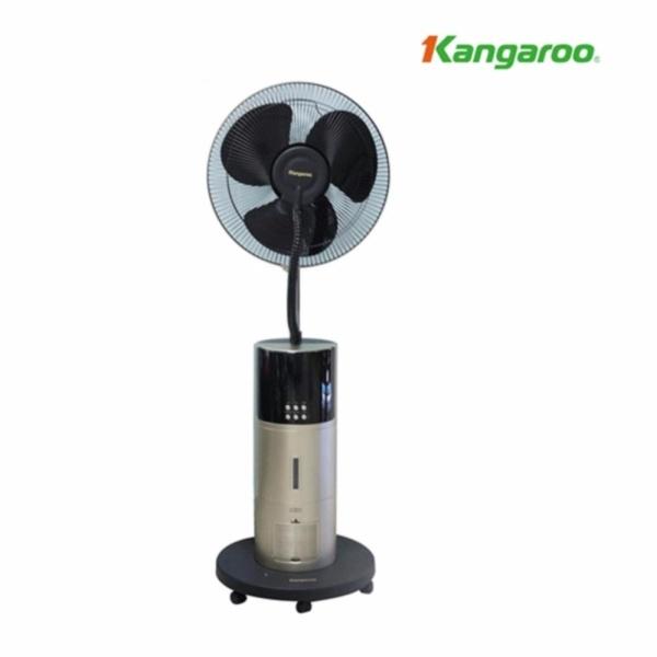 [Trả góp 0%]Quạt phun sương tạo ẩm kháng khuẩn đuổi muỗi Kangaroo KG550S
