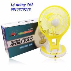 Cửa Hàng Quạt Sạc Tich Điện Mini Fan Sieu Mat Tan Chảy Giải Nhiệt Jr5580 Trong Hà Nội