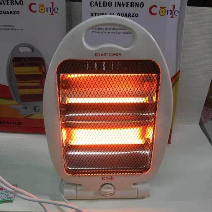 Quạt sưởi ấm Có tự ngắt công suất 800W