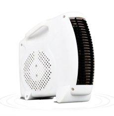 Quạt sưởi điện 2 chiều nóng - mát (màu trắng)