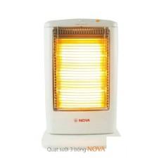 Quạt sưởi Nova 3 bóng đèn sưởi gia nhiệt 3 chế độ