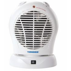 Quạt sưởi quạt gió TIROSS TS-944 (trắng)