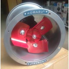 Quạt thông gió công nghiệp Komasu KM25T chính hãng, Bảo hành 12T