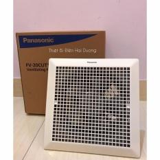 Hình ảnh Quạt thông gió Panasonic FV-20CUT1 (Trắng)