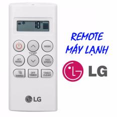 Hình ảnh Remote máy lạnh LG Lùn