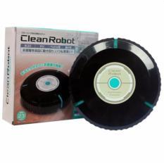 Bán Robot Clean Lau Nha Tự Động Đen Tặng Tui Đựng Điện Thoại Chống Nước Cao Cấp