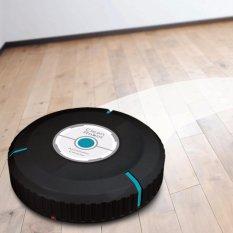 Hình ảnh Máy hút bụi/Robot lau nhà tự động giá rẻ - Mẫu mới 2018 (Đen)