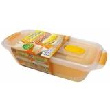 Hộp hấp rau quả Microwaveable Cookware Japan