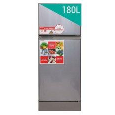 Tủ Lạnh 2 Cửa Sharp Sj 194E Bs 180L Xam Mới Nhất