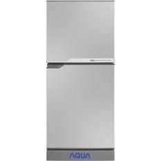 Hình ảnh Tủ lạnh AQUA AQR-145BN (SS) 143 Lít (Bạc).