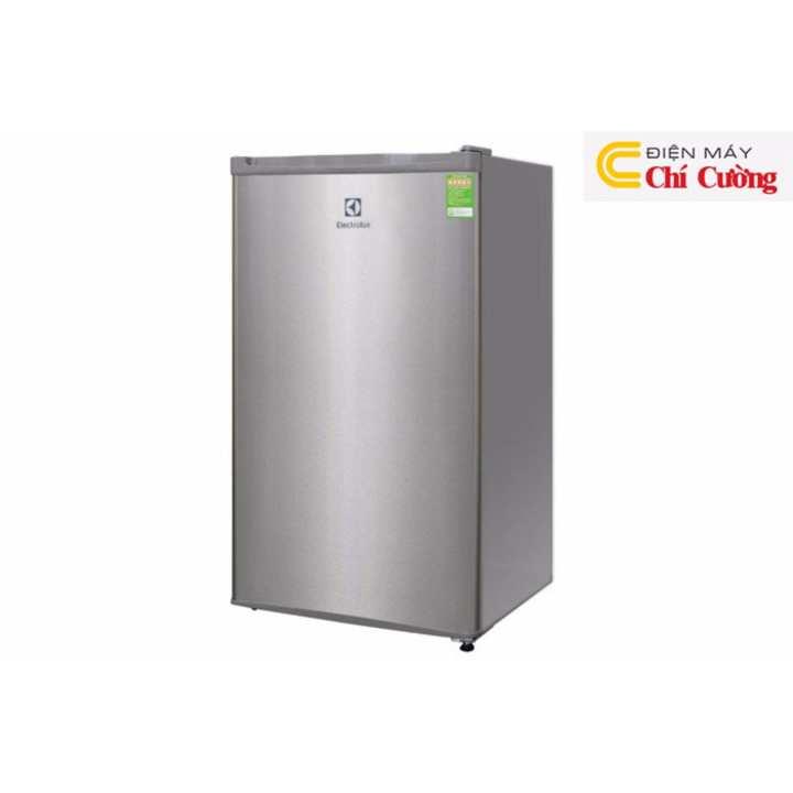Tủ lạnh mini Electrolux EUM0900SA 92L khay kính chịu lực, đén sợi tóc, bảo hành 2 năm tại hãng